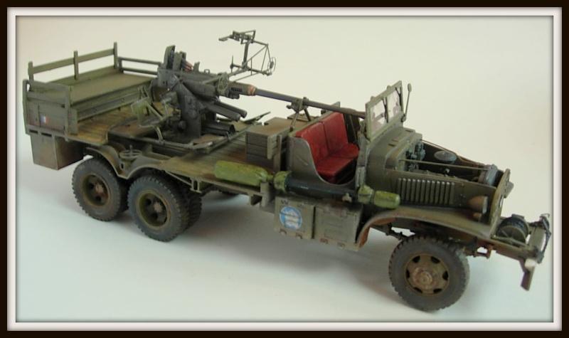 GMC + Bofors Hobby boss 1/35 Dscn0422
