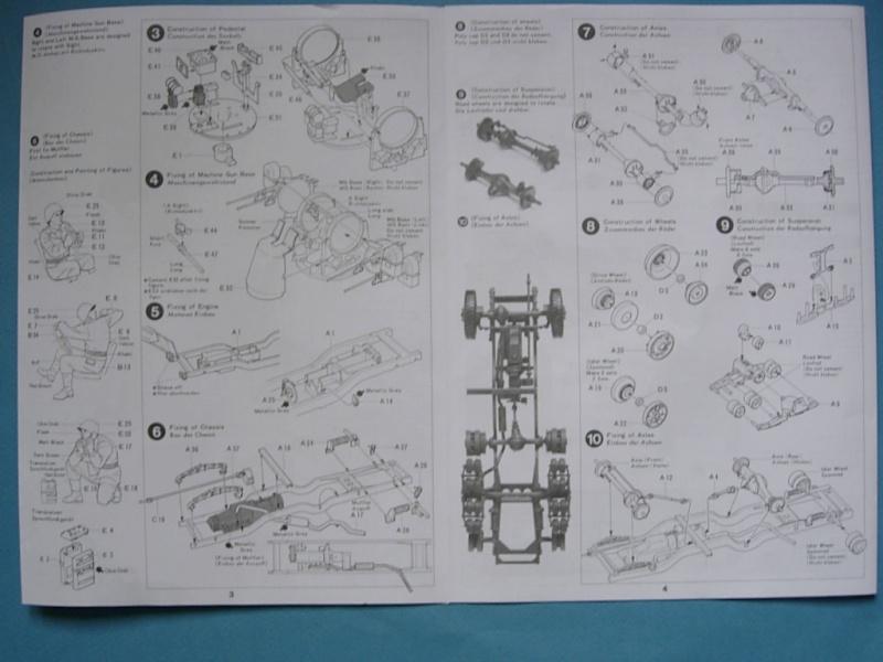 Half track M16 Tamiya 1/35 Dscn0429