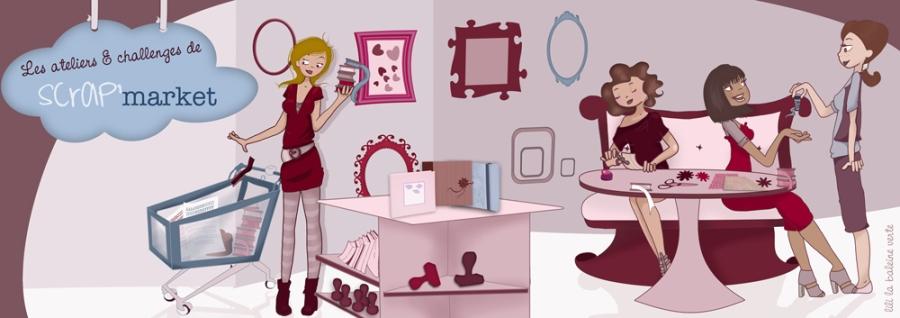 Les Ateliers & Challenges de Scrap' Market