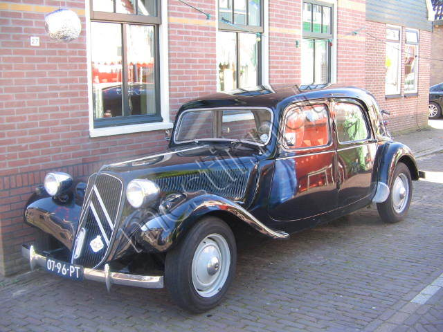 Citroën oldtimer D2b60c10
