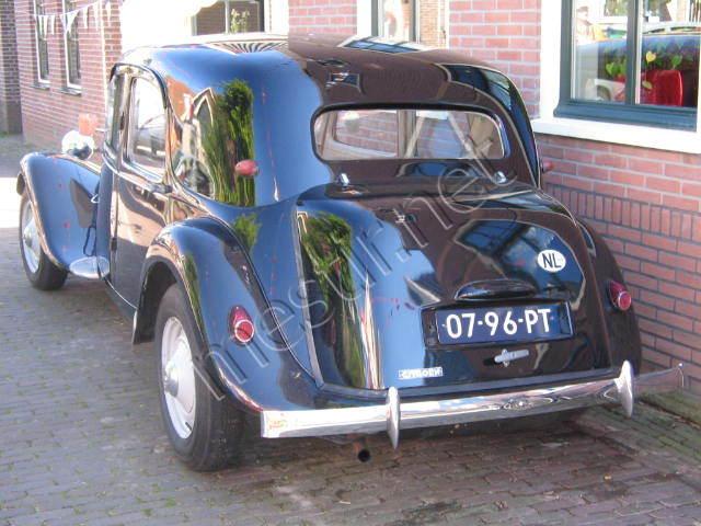 Citroën oldtimer E92c7710