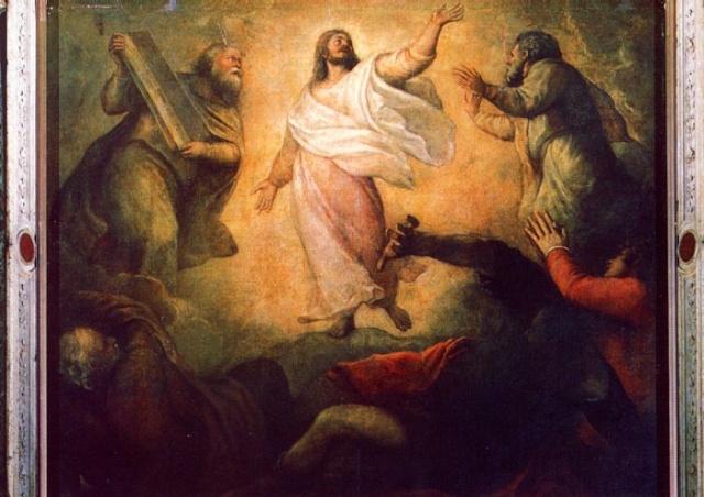 Sainte fête de la Transfiguration du Seigneur! Christ11