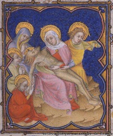 Fête de *Notre-Dame* des sept douleurs Sainte10