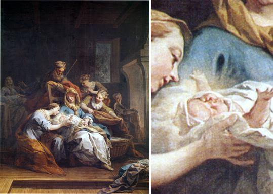 Sainte fête de la Nativité de Notre-Dame! Vierge11
