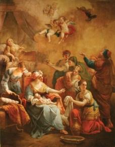 Sainte fête de la Nativité de Notre-Dame! Vierge12