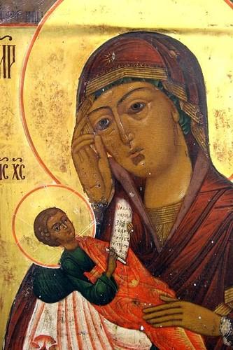 Fête de *Notre-Dame* des sept douleurs Vierge13