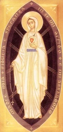 Fête de *Notre-Dame* des sept douleurs Vierge14
