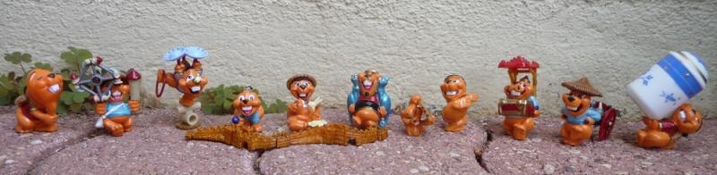 [KINDER] les petits hippo de Kinder !! Castor10