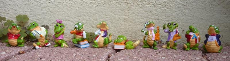 [KINDER] les petits hippo de Kinder !! Croco110