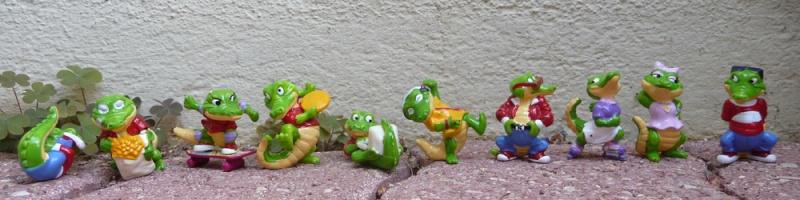 [KINDER] les petits hippo de Kinder !! Croco210