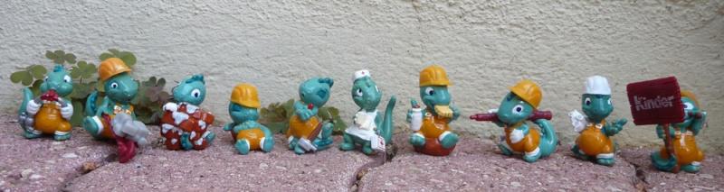 [KINDER] les petits hippo de Kinder !! Dino_10