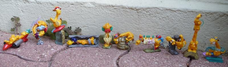 [KINDER] les petits hippo de Kinder !! Girafe10