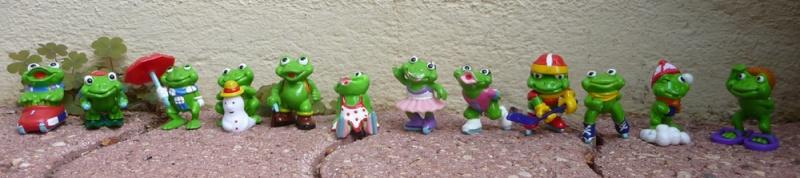 [KINDER] les petits hippo de Kinder !! Grenou10