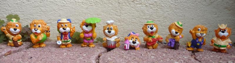 [KINDER] les petits hippo de Kinder !! Lions_10