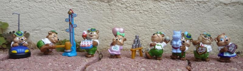 [KINDER] les petits hippo de Kinder !! Ours_10