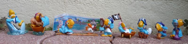 [KINDER] les petits hippo de Kinder !! Pirato10