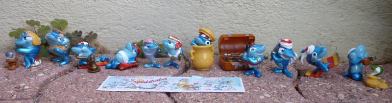 [KINDER] les petits hippo de Kinder !! Squali10