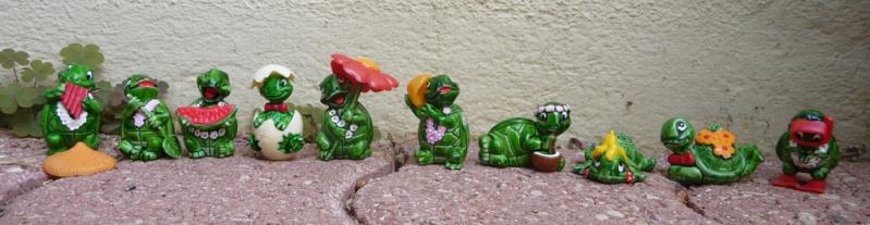 [KINDER] les petits hippo de Kinder !! Tortue10