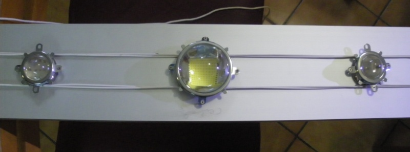 philo LED ça va éclairer les voisins 810
