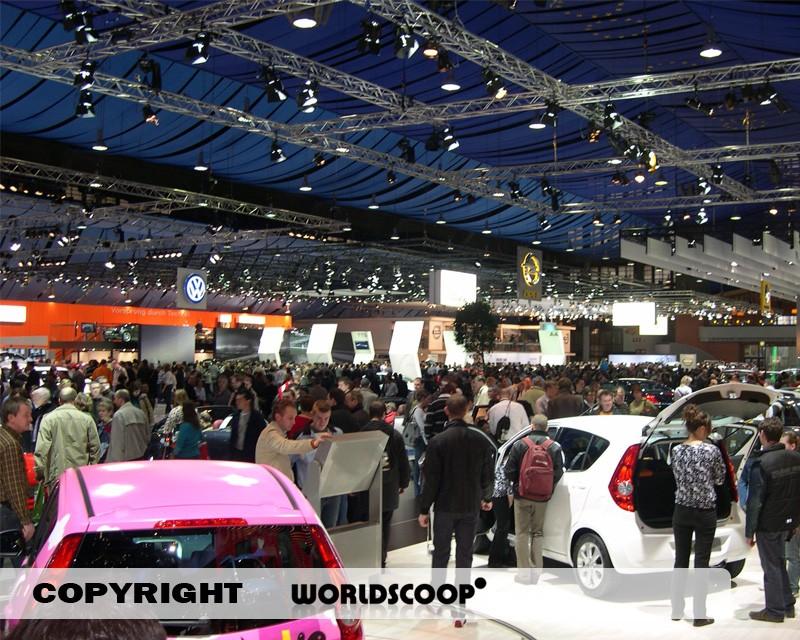 2008 - [Belgique] Salon de Bruxelles 12010