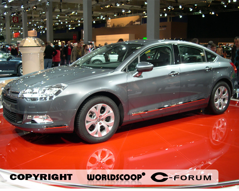 [SALON] BRUXELLES 2008 - European Motor Show 1710