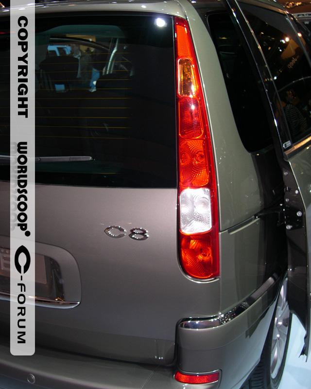 [SALON] BRUXELLES 2008 - European Motor Show 2910