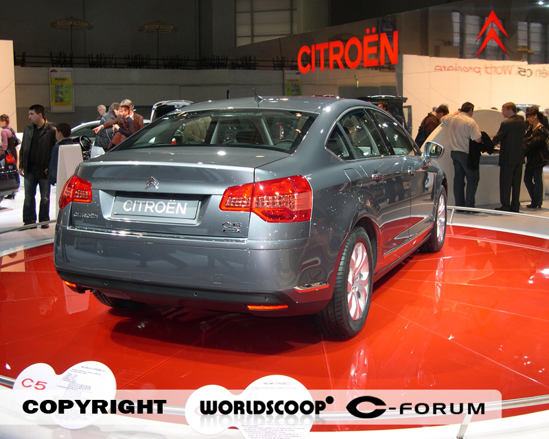 [SALON] BRUXELLES 2008 - European Motor Show 3510