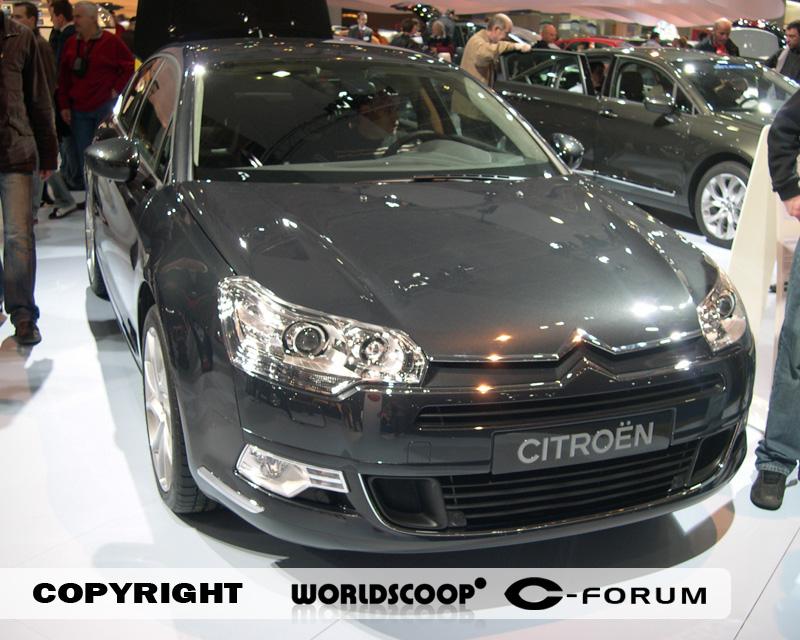 [SALON] BRUXELLES 2008 - European Motor Show 3810