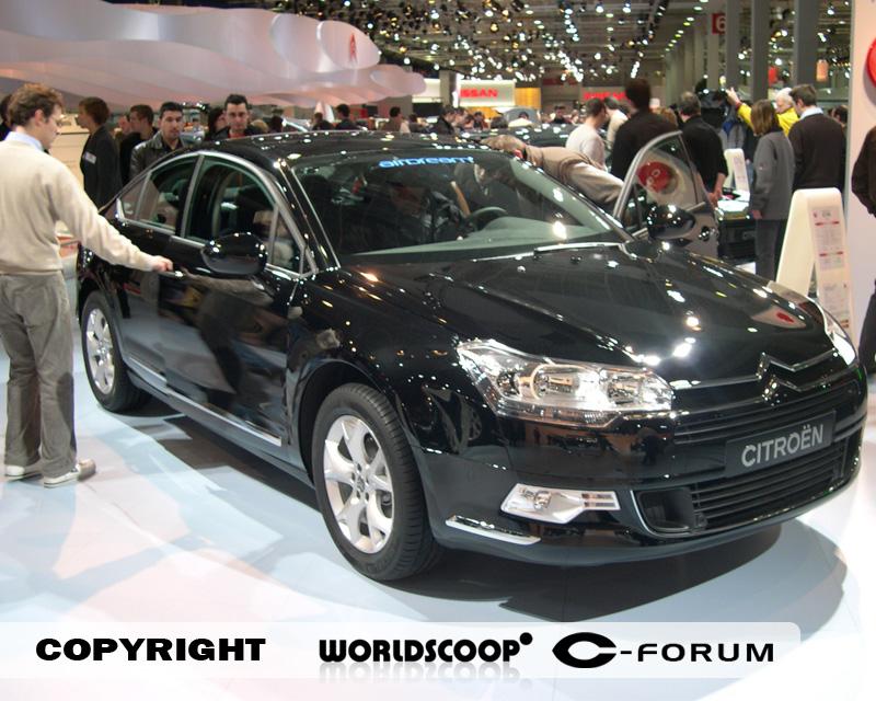 [SALON] BRUXELLES 2008 - European Motor Show 3910