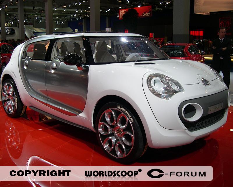 [SALON] BRUXELLES 2008 - European Motor Show 4610