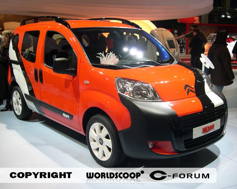 [SALON] BRUXELLES 2008 - European Motor Show 4810