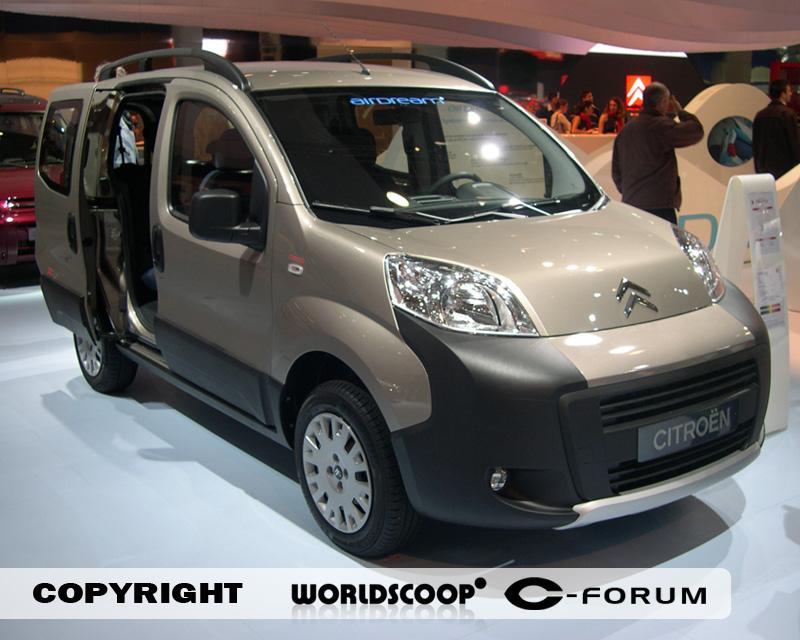 [SALON] BRUXELLES 2008 - European Motor Show 5510