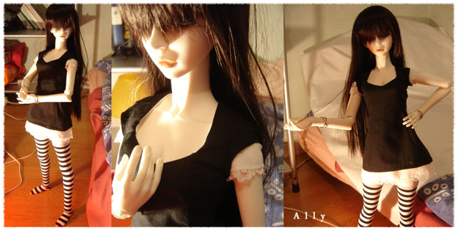 [ Ally ], UP deux fois!! Robeno10