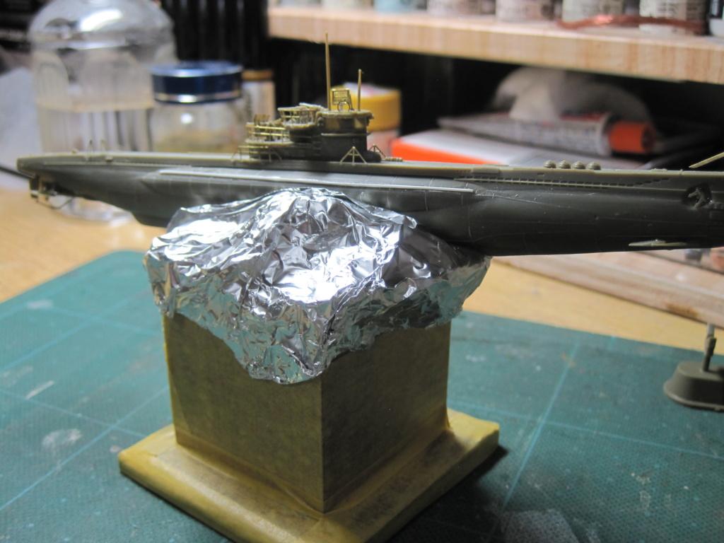 sortie u-boot Img_3253
