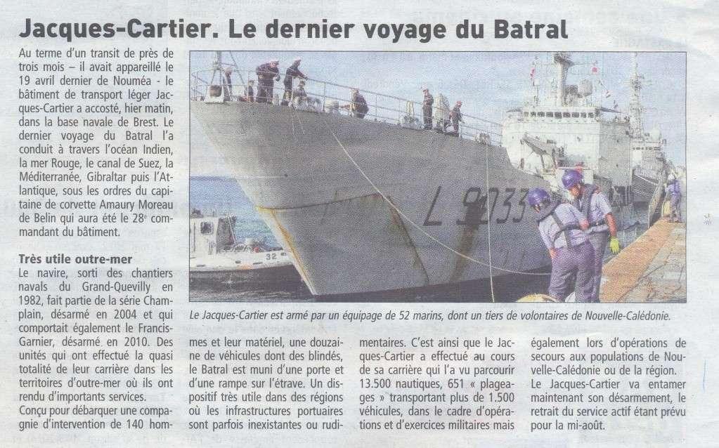 JACQUES CARTIER (BATRAL) - Page 3 Jacues10