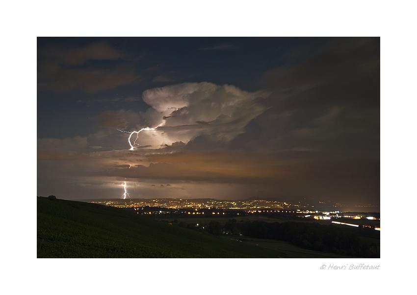 Retrospective, année orageuse 2010... 24082015