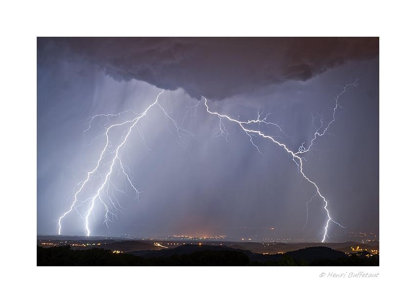 Retrospective, année orageuse 2010... Storm10