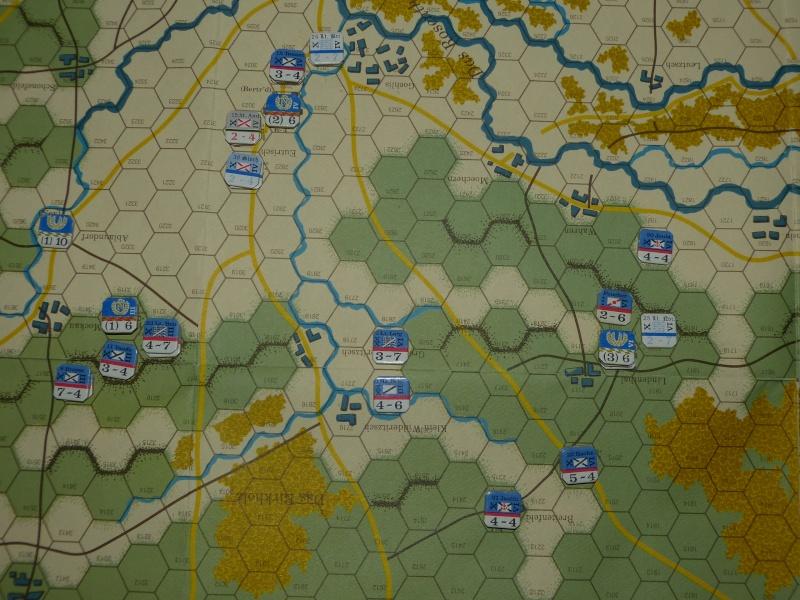Napoléon at Leipzig - Clash of arms - CR de bataille 1are_l10