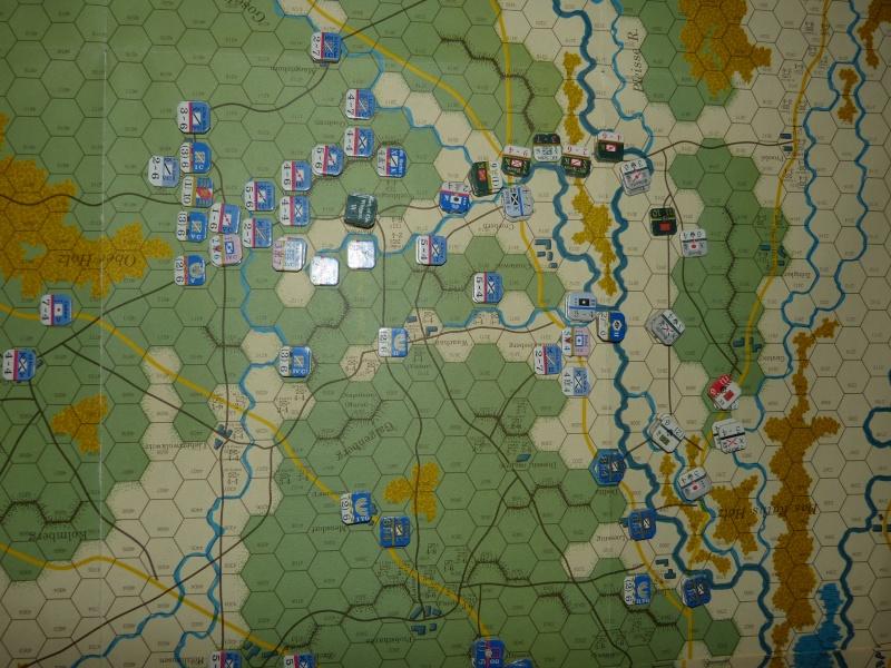 Napoléon at Leipzig - Clash of arms - CR de bataille L_alot10
