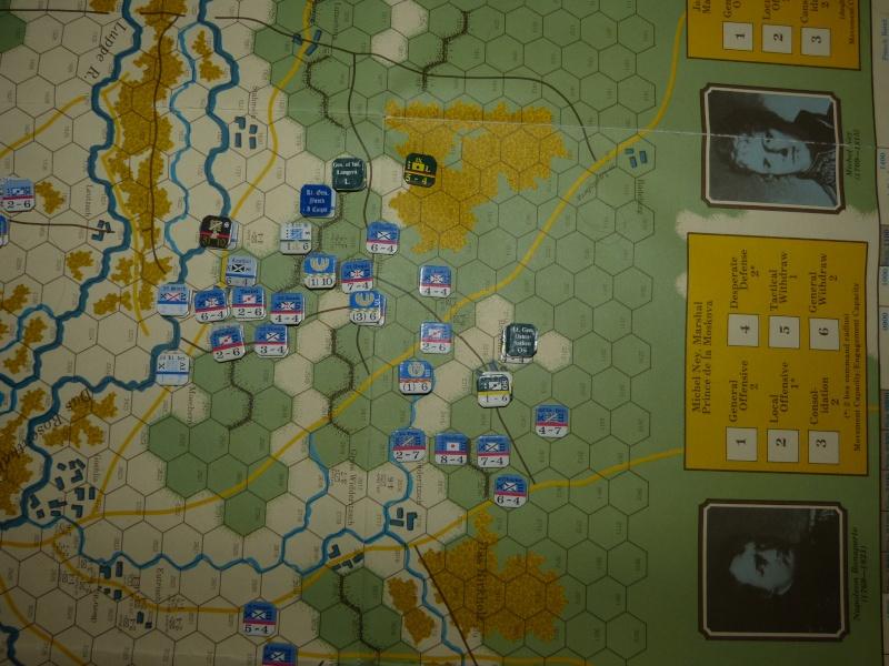 Napoléon at Leipzig - Clash of arms - CR de bataille Les_pr14