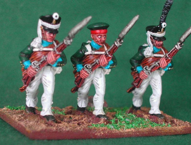 Russes 1812 en 28mm Rgimen11