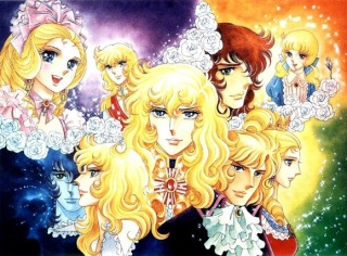 La Rose de Versailles Lady-o10