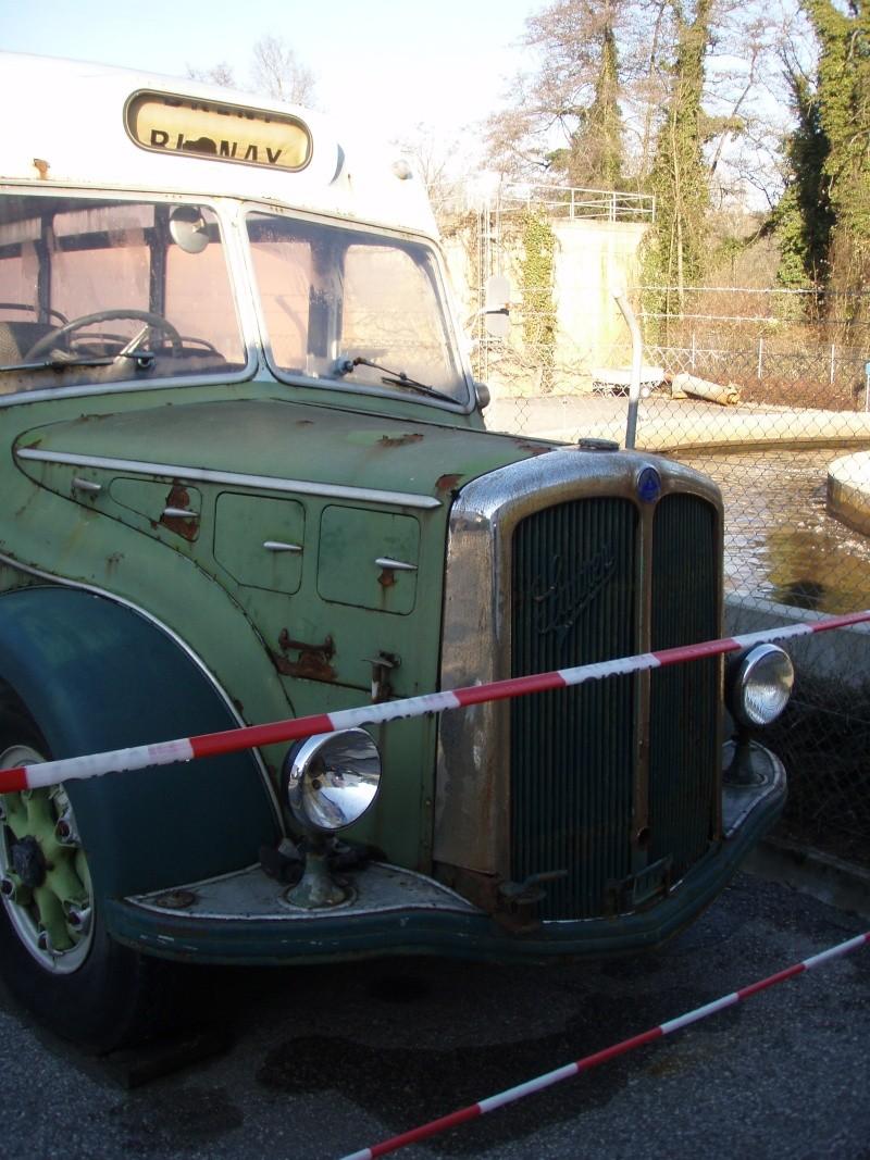 Les cars Saurer Photo111