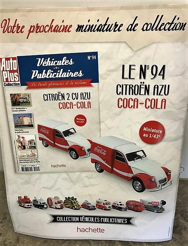 2015 > NOUVEAU > Hachette Collections + AUTO PLUS > La fabuleuse histoire des véhicules publicitaires - Page 8 64918811