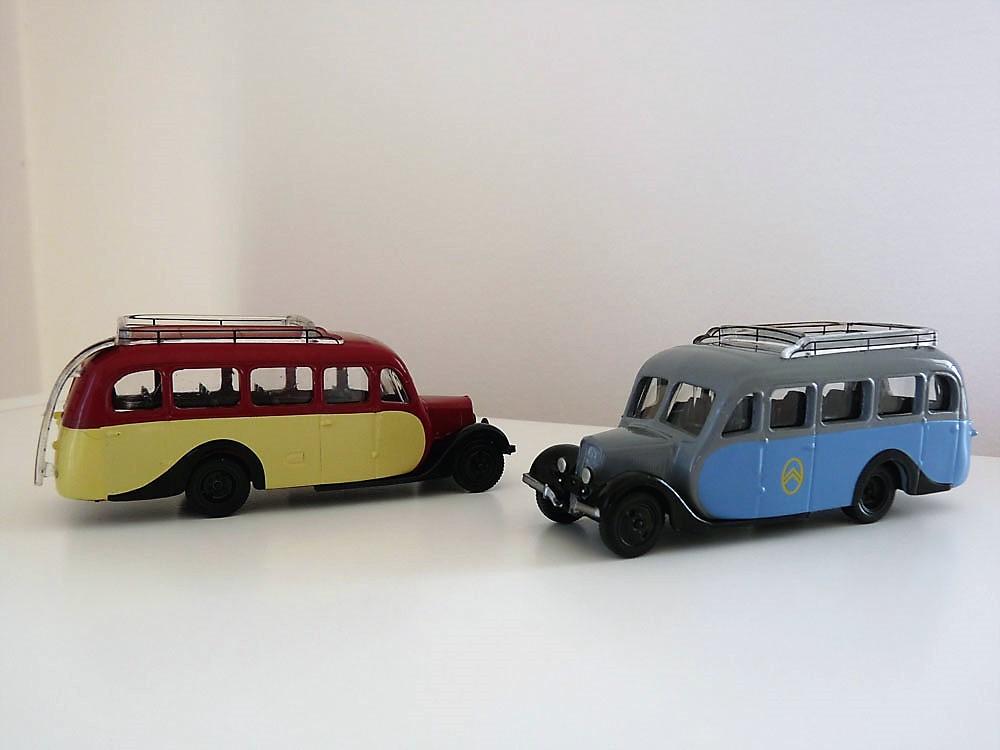 1/87 - Autocar U 23 U23-2x10