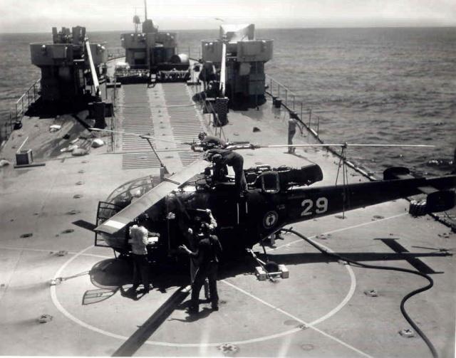 [Aéronavale divers] Alouette 3 Alouet14