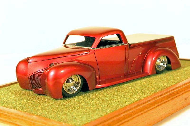 """un pickup qui """" tue """" !!!! christian Colson 0010"""