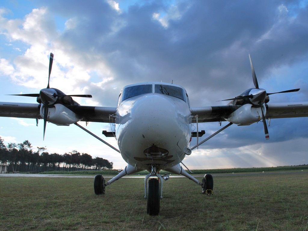 Aérodrome de Mimizan Ixatxo12