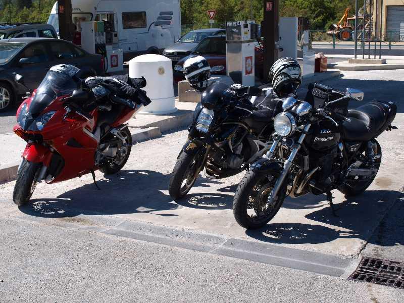 [CR] Gorges du Verdon, par la route des crêtes 29/08/2010 P8290110