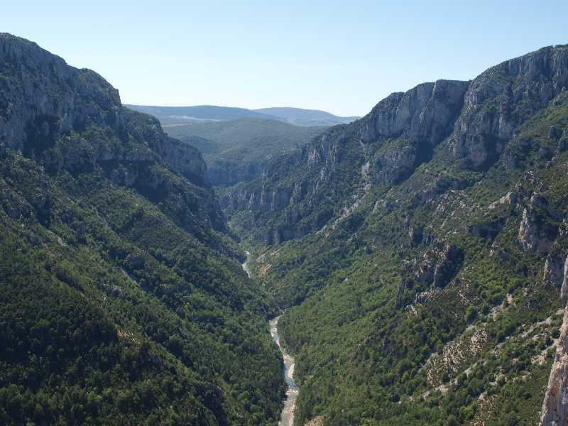 [CR] Gorges du Verdon, par la route des crêtes 29/08/2010 P8290114
